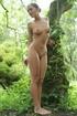 Nicol nude in the woods