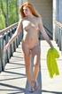 Farrah's Public Nudity