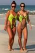Great shots of daring bikini babes