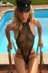 Iveta : Pool Nudity